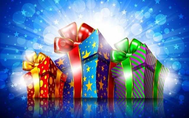 Новогодняя лотерея в стихах с призами (для коллег, семьи, друзей)