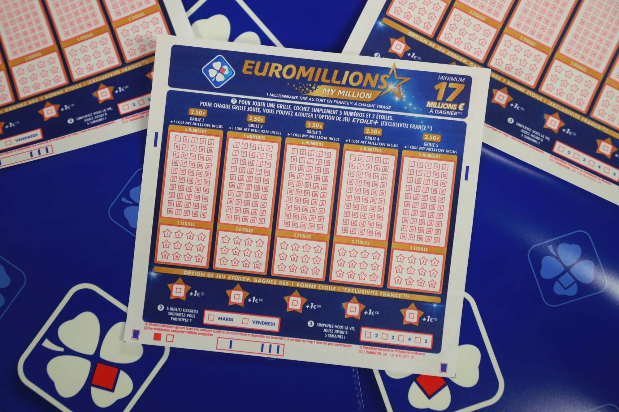 Résultat euromillions : tirage du 3 juillet 2020