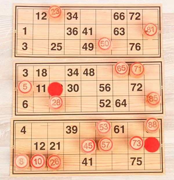 Как играть в бинго лотерею: правила игры и секреты как выиграть