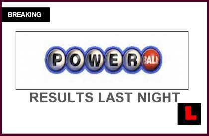 Wisconsin powerball results
